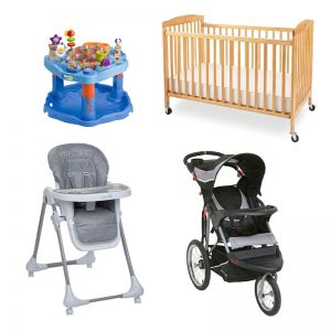 Single Baby Vacation Deluxe Package